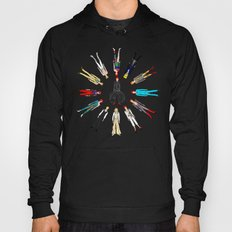 Bowie Circle Group Hoody