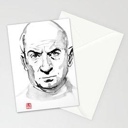 louis de funes Stationery Cards