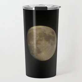 Mostly Full Moon Travel Mug