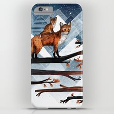 Fox Wood iPhone 6s Plus Slim Case