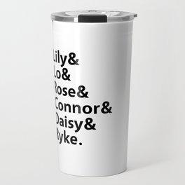 Addicted Series Gang White Travel Mug