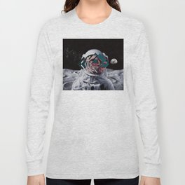 Spaceman oh spaceman Long Sleeve T-shirt