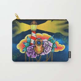 Nautical Light. Carry-All Pouch