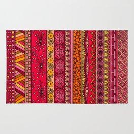 Yzor pattern 013 Summer Sunset Rug