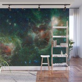 Heart and Soul Nebula Wall Mural