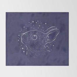 Star Gazer Throw Blanket