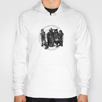 breakfast club Hoodies featuring Breakfast Coven by Mannart