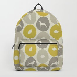 Bagels and Weims Backpack