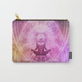 Zen Meditation Mind Expansion Carry-All Pouch