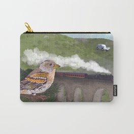 The Flying Car Carry-All Pouch