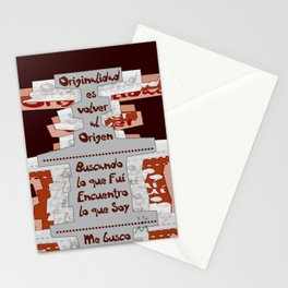Totem 1 / Origen Stationery Cards