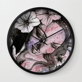In The Year Of Our Lord Wall Clock