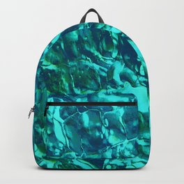 SEA ROCKS BLUE Backpack