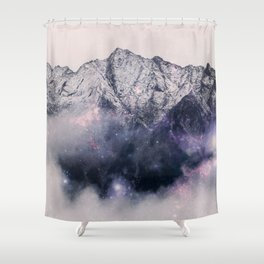 All was Tried Shower Curtain