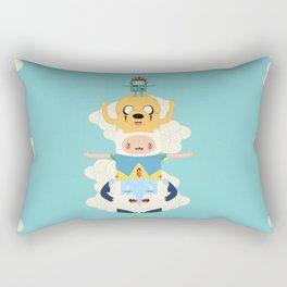 Adventure Totem Rectangular Pillow