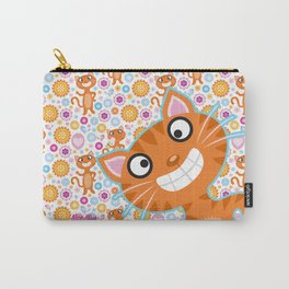 Leo Tiger  No.1 Carry-All Pouch