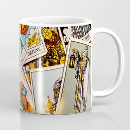 Magic of the Tarot Coffee Mug