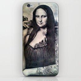Tatted Lisa iPhone Skin
