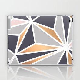 Geometry Gold 047 Laptop & iPad Skin