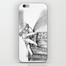 My Favorite Jeans iPhone & iPod Skin