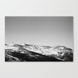 A-Basin Canvas Print