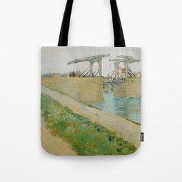 The Langlois Bridge Tote Bag