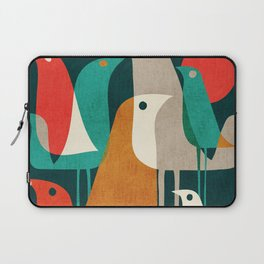 Flock of Birds Laptop Sleeve