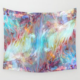 Abstract Marble 08 Wall Tapestry