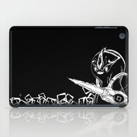 starcraft iPad Cases featuring Penguinoid by adru