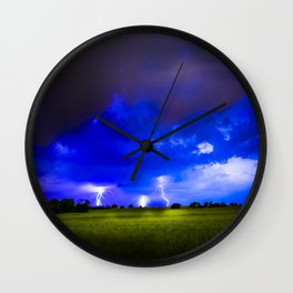 CG TO EAST 2 Wall Clock