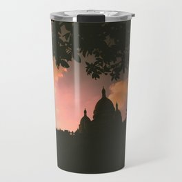 Sacre-Coeur, Paris. Travel Mug