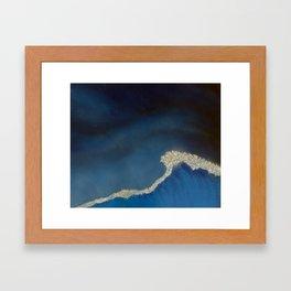 The Last Unicorn : Last Wave  Framed Art Print