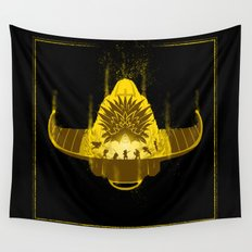 The Epoch Battle Wall Tapestry