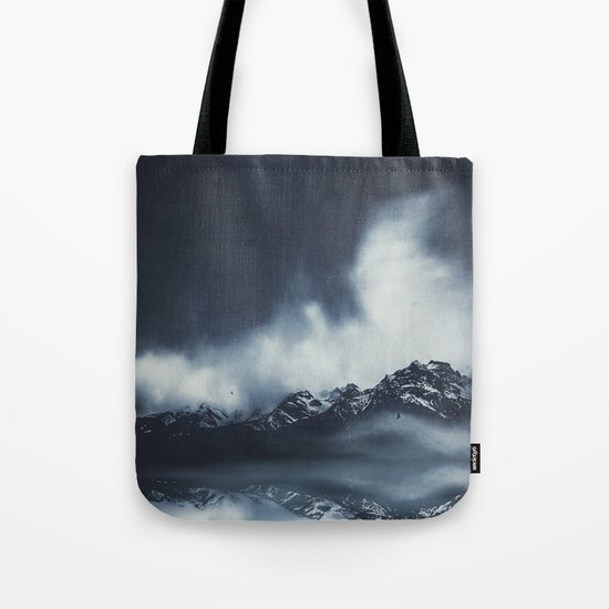 everlasting mountains Tote Bag