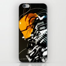 Wired Custom 13 iPhone & iPod Skin