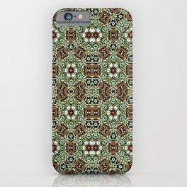 Oriental Pattern 8 iPhone Case