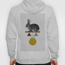 Tribal Rabbit Hoody