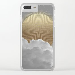 Nothing Gold Can Stay Clear iPhone Case