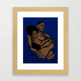 2020 Wholeness as One by Marcellous Lovelace Framed Art Print
