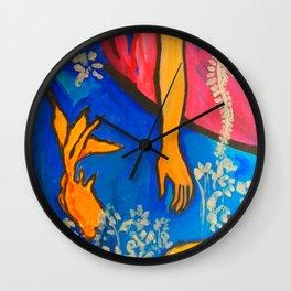 Ophelia  #society6 #decor #buyart Wall Clock