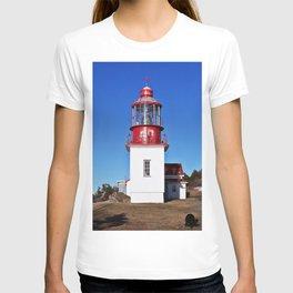 Lighthouse Cap-Chat Quebec T-shirt