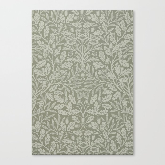 "William Morris ""Acorn"" 6. Leinwanddruck"