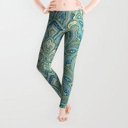 Paisley Elegance Leggings
