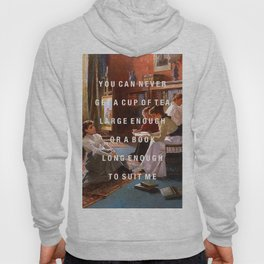a book long enough Hoody