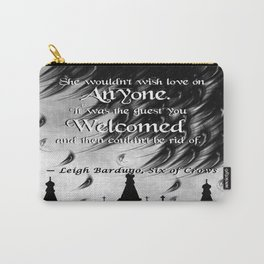 Six of Crows - Leigh Bardugo Carry-All Pouch