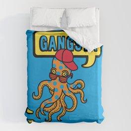 Gangstapus Duvet Cover