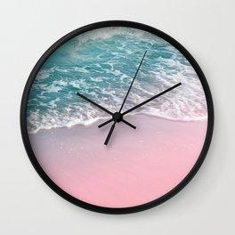 Ocean Beauty Dream #1 #wall #decor #art #society6 Wall Clock