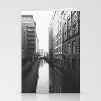 manchester Stationery Cards featuring Manchester by johnshepherdPhotography