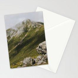 Summer days on the Franconia Ridge Stationery Cards