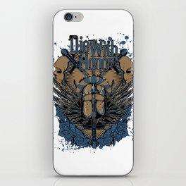 Die With Honor iPhone Skin